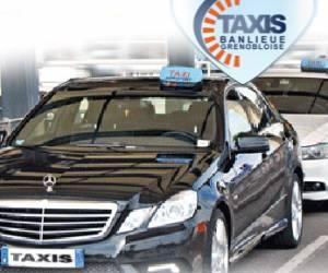 Taxi banlieue grenobloise