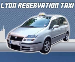 Lyon réservation taxi