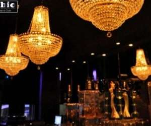 Le chic � bar club discoth�que