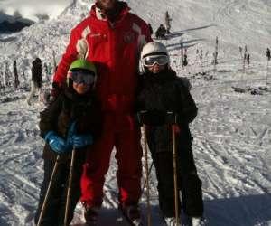 Moniteur de ski esf à val d'isère - tignes - paul paqui