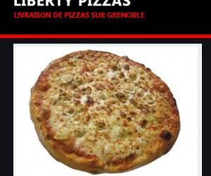 Liberty pizzas