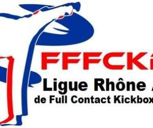 Ligue rhône alpes de full contact kickboxing