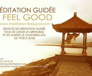 i feel good  -  méditation guidée