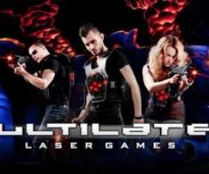 Ultilate laser games