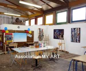 Association my art -  atelier dessin-peinture