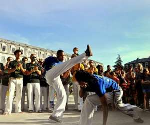 Association nova gera�ao capoeira