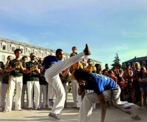 Association nova geraçao capoeira