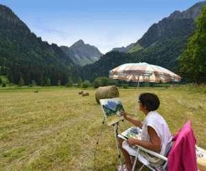 Festival des peintres place du tertre