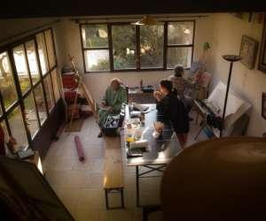 Atelier de la maison rose -  cours, dessin, peinture