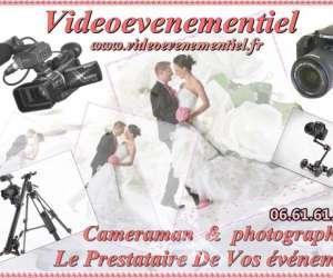 Videoevenementiel  cameraman &  photographe