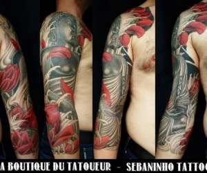 Sebaninho tattoo