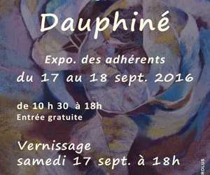 Association pastel en dauphiné
