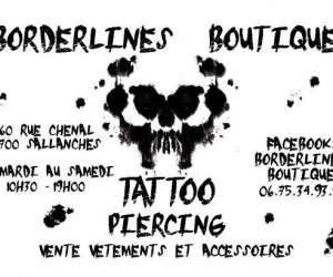 Borderlines boutique