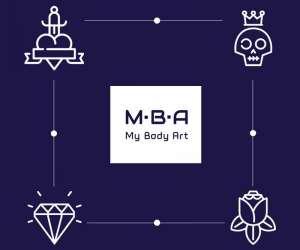 Mba - my body art -  st etienne