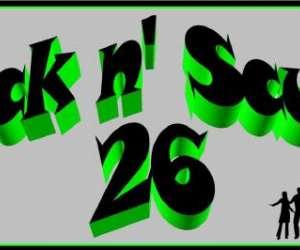 Kick 'n ' scuff - modern line dance