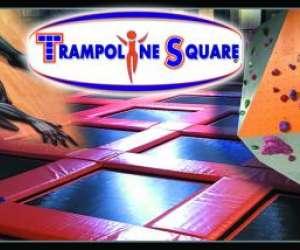 Trampoline square