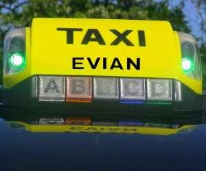 Taxi evian 74