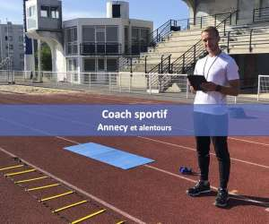 Coach sportif - by coaching