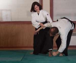 Aikido  amicale  laique  beaulieu saint- etienne