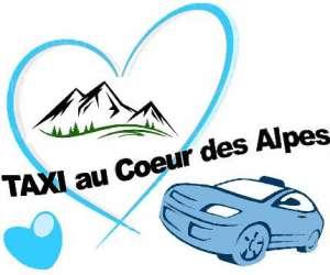 Taxi au coeur des alpes