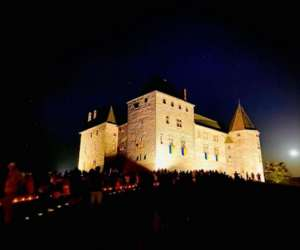 Nuit des châteaux à septeme 23 octobre 2021