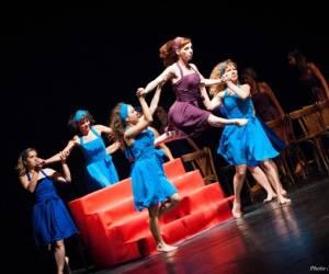 Ecole de danse bérénice saint aignan