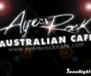 Ayers rock australian cafe