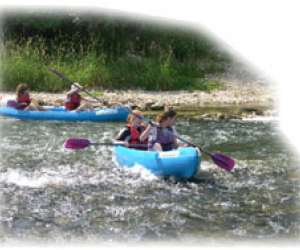 Canoe-kayak 01 - base départementale de longeville