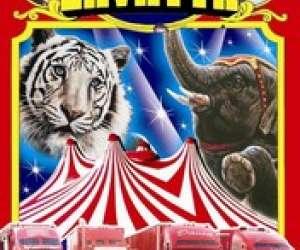 Le cirque stephane zavatta