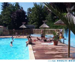 photo Camping Le Moulin Br�l�