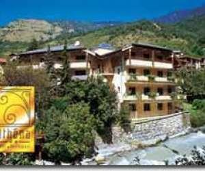 Hotel restaurant athena
