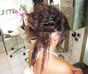 Marielle fodera coiffure