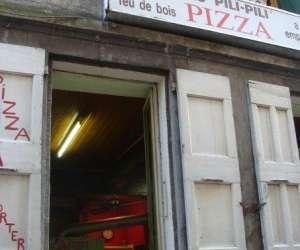 Pili pili pizza
