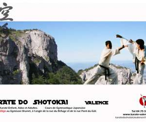 Karate do shotokai valence