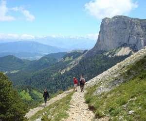 Alpes dauphiné randonnée