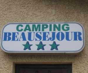 Camping beauséjour