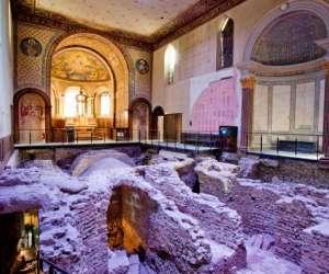 Musée archéologique grenoble saint laurent