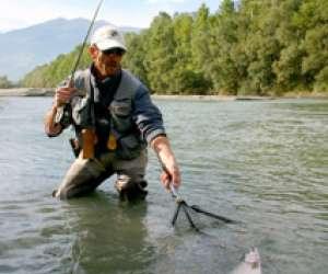 Briet ludovic, guide de pêche en haute-savoie
