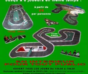 Slot racing systeme