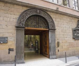 Bibliothèques municipales de lyon