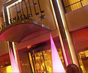 Hôtel best western charlemagne