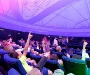 Le planetarium de vaulx en velin