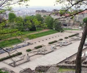 Musée gallo-romain de lyon-fourvière