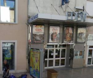 Cinéma eden (sté)