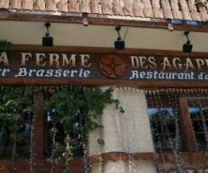 Restaurant la ferme des agapes