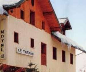 Hôtel restaurant le tatami