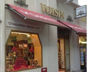 Cafés chocolats voisin