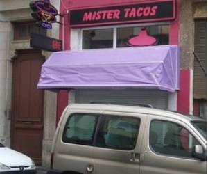 Mister tacos