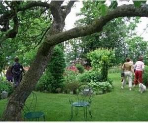 Jardin des evouettes