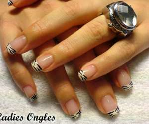 Ladies ongles